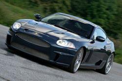 Самый быстрый Jaguar XKR от Arden