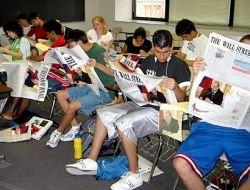 Американские газеты отказываются от подписчиков
