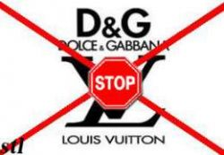Dolce&Gabbana и Louis Vuitton попали под запрет в Иране