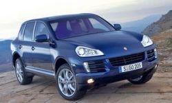 В Москве у безработного угнали Porsche Cayenne