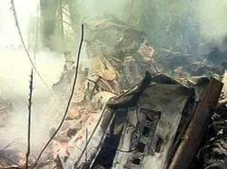 Авиакатастрофа в Конго: грузовой самолет рухнул на столицу