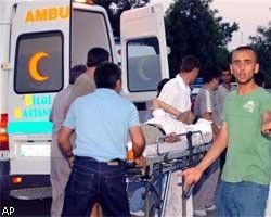 В Турции разбился автобус с россиянами