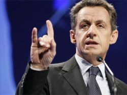 Николя Саркози - самый злостный нарушитель ПДД среди президентов Франции