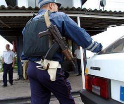 В Саратове гаишник прострелил водителю ухо