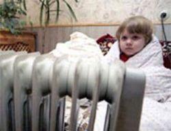 Отопление в Москве включат 8-9 октября