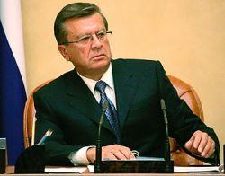 Виктор Зубков может стать главой правительства Союзного государства