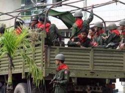 Власти Мьянмы арестовали более 2000 человек