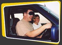 В Эстонии осужден слепой водитель, ездивший пьяным и без прав