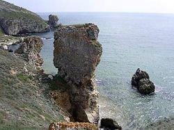 Федор Бондарчук уничтожает единственный атолловый риф Украины