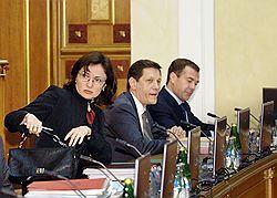 Эльвира Набиуллина бережет полномочия Германа Грефа