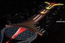 Потрясающий новый терминал будет построен в Пекинском аэропорту (фото)