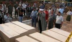 Исламистов пронумеровали и похоронили