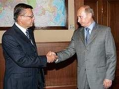 Путин включил Зубкова в состав Совета безопасности