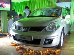 В России начались продажи Nissan Tiida
