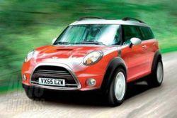 Автомобили Mini SUV: малыши вырастают