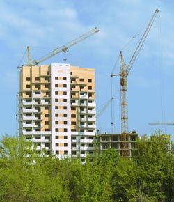 Военным разрешат инвестировать в строящиеся дома