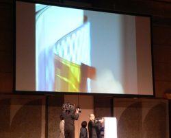Японцы показали плазменную панель толщиной в 1 мм