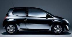 Автомобиль Renault Twingo под маркой Nokia