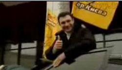 Новый автомобиль Виталия Кличко (видео)