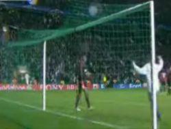 Фанат напал на бразильского вратаря Диду (видео)