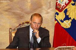 """Путин может снять с выборов \""""Единую Россию\"""""""