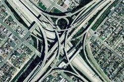 Худшие перекрёстки и дорожные развязки в мире