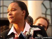 Марион Джонс призналась, что употребляла стероиды и  и лгала следователям