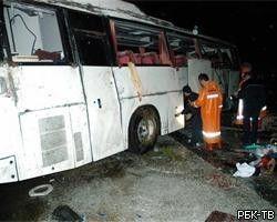 В Египте разбился автобус с российскими туристами