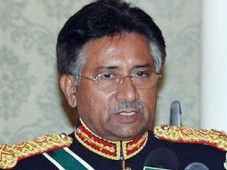 Пакистанское телевидение объявило о победе Мушаррафа на президентских выборах