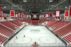 Хоккейное поле раскинется на севере столицы