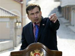 Саакашвили пообещал вернуть грузинских беженцев в Абхазию