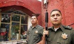 Мексиканская армия захватила 20 тонн кокаина