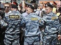 В Москве усилены меры безопасности