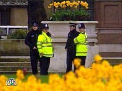 Британские полицейские толстеют из-за экономии