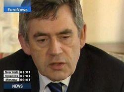 """Браун отказался от досрочных выборов - консерваторы говорят, что он \""""пошел на дно\"""""""