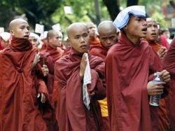 Как хунта Мьянмы расправилась с монахами