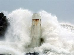 Из-за тропического шторма эвакуирован миллион китайцев