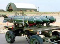 США вооружатся новыми кассетными бомбами до конца года