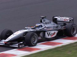 Хэмилтон вылетел с трассы во время Гран-при Китая