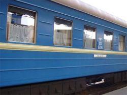 На Украине столкнулись поезда