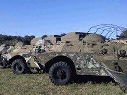 Украинские богачи скупают танки и БТРы для охоты