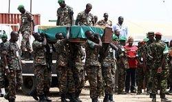 В Судане город стерт с лица земли