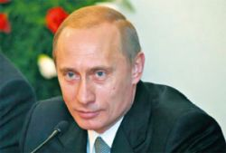 Что можно подарить Путину на день рождения?