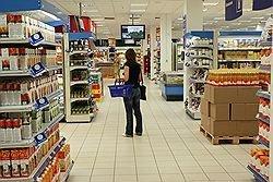 Рост цен на продовольствие сорвал планы правительства