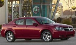 Chrysler отзывает более 100 000 Dodge Avenger и Chrysler Sebring