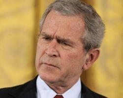 Джорджу Бушу предстоит тяжелое объяснение с армянской диаспорой