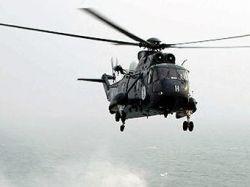 Разбился вертолет сопровождения президента Пакистана
