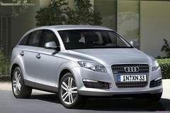 Audi Q5 - конкурент BMW и Mercedes