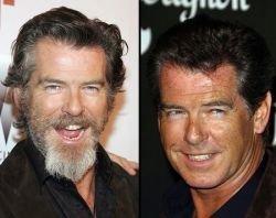 Звезды Голливуда с бородой и без (фото)