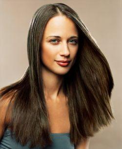 Выпрямление волос: плюсы и минусы
